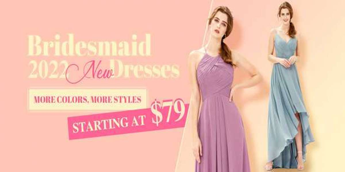 How to select the best bridesmaid dress online?