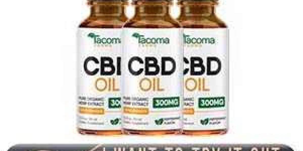 Tacoma Farms CBD Oil™ - 100% Effective Way