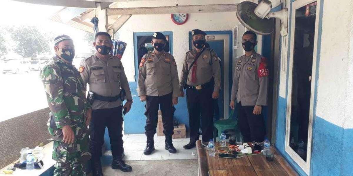 Jamin Keamanan Destinasi Wisata, Ditpamobvit Polda Banten lakukan Pengamanan