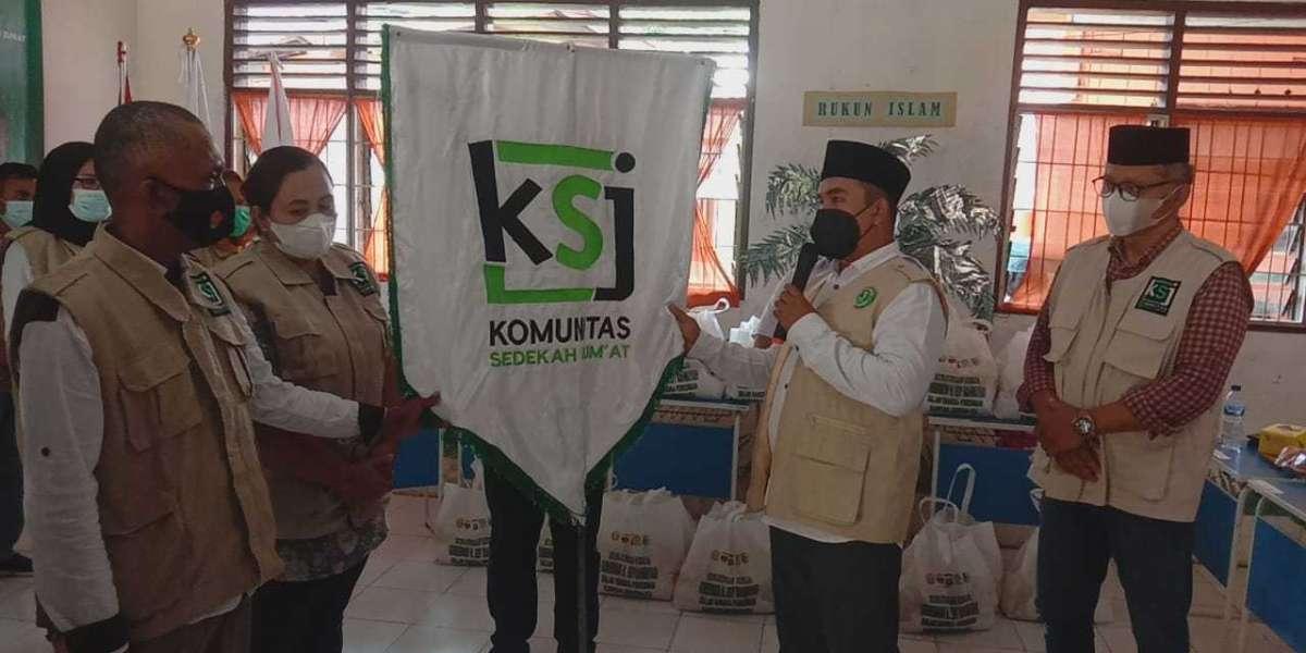 Paian Hamdani Dikukuhkan Sebagai Ketua KSJ Kota Binjai