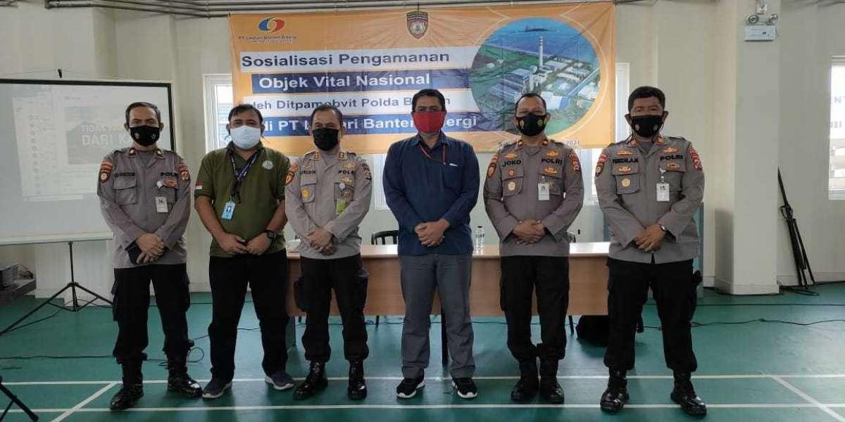 Terus Perkuat Kemitraan, Ditpamobvit Polda Banten Berikan Sosialisasi Jasa Pengamanan