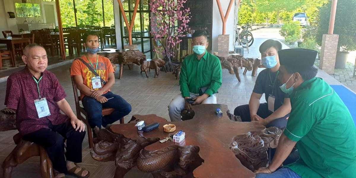 Ketua PKB Batu Bara Zul Irfan Bantu Pengurus NPC Yang Kehabisan Uang Ikut Pendidikan Classifier Disabilitas